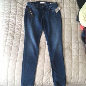 NWT mavi Alexa sateen wash jeans 29 x 30